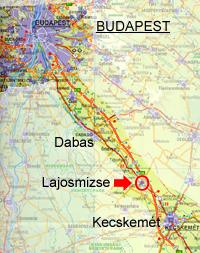 magyarország térkép lajosmizse Lajosmizse Város Művelődési Háza és Könyvtára   Lajosmizse magyarország térkép lajosmizse